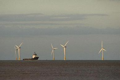 Europe's renewable energy supergrid
