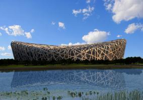 Beijing Emerges from its Bird's Nest