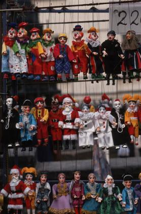 The Czech Republic boasts of one of the finest puppet shows in Europe