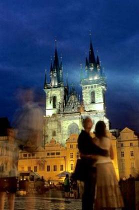 Prague, the capital city, is amongst the richest cities in the European Union