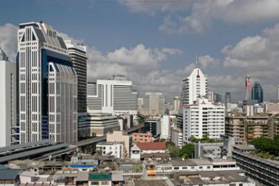 Bangkok, capital of Thailand