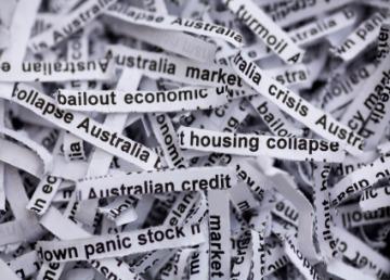 Australia avoids recession