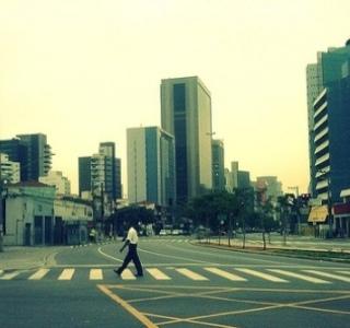 São Paulo's Faria Lima Avenue