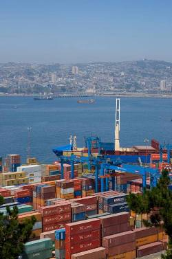 Chilean port