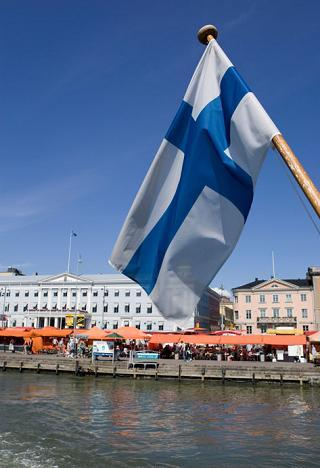 The Helsinki Market is renowned for its annual Herring Market