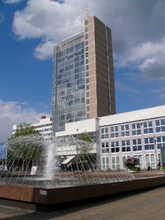 The annual Hanover trade fair is a hot destination for engineering executives worldwide