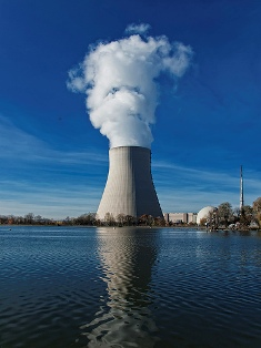 Isar-2 nuclear plant in Germany