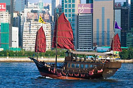 Hong Kong: A Symphony of Lights