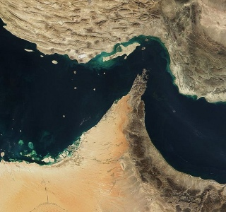 The Hormuz Straits – Queen of Black Gold