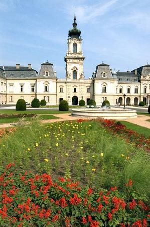 The Festetics Palace