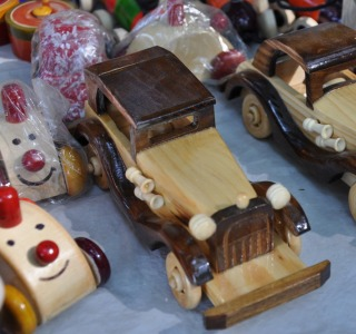 Wooden toys of India