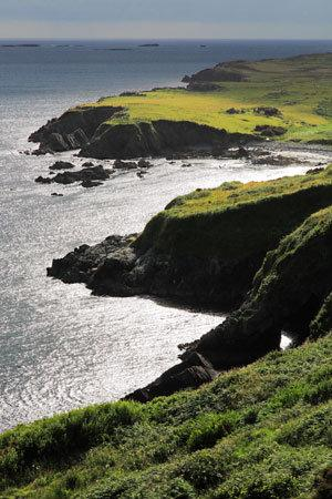Ireland is known for its scenic beauty