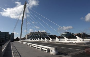 """A symbol of Ireland's prosperity during the """"Celtic Tiger"""" years"""