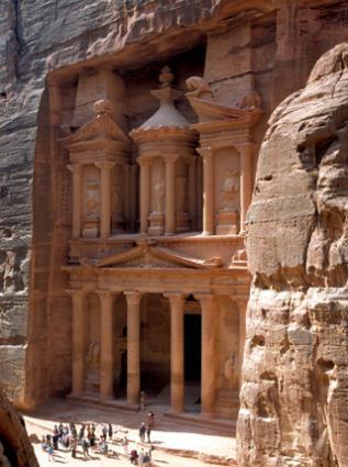 Petra, a World Heritage Site