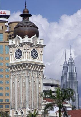 Malaysia: Towering Tall Over Asia