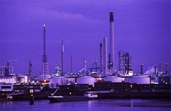 Netherlands holds a key position in the petrochemicals sector
