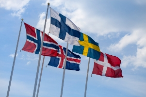 The Nordic 30, an index of the biggest stocks in the Nordic region, has risen 21% this year.