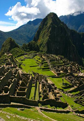 Maccu Picchu, Inca City, Peru