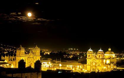 Cusco, Inca Capital, Peru