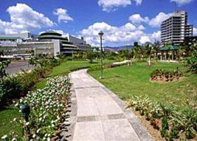 Business park in Cebu