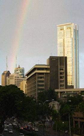 Manila Skyscraper
