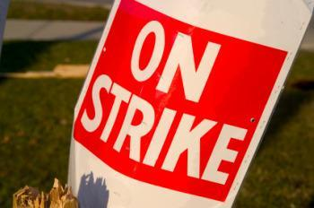 South Africa workers strikes