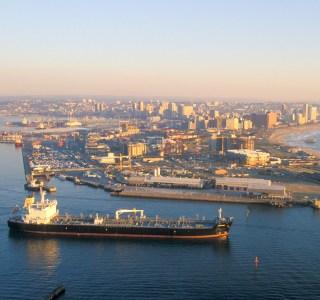 South Africa Durban Port