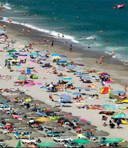 Spain is an attractive tourist destination
