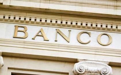 Spanish national bank or banco.