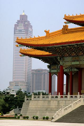 Taipei is a hub of modernity and ancient culture