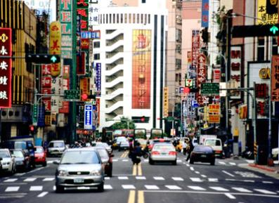 Taiwan retail trade is booming