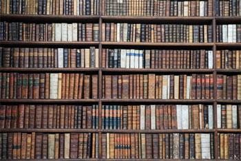 Wren Library at Cambridge University