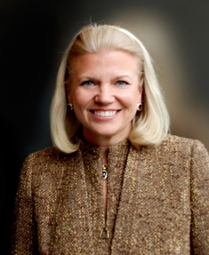 Ginni Rometty To Be New Ceo Of Ibm
