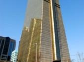 A high-rise in Seoul