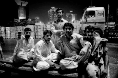 Dubai Workers